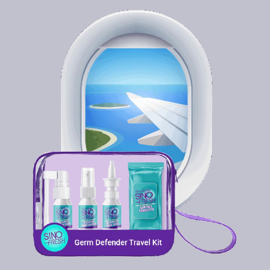 Germ Defender Travel Pack